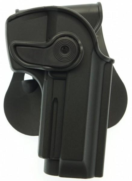 SIG TAC Paddle Retention Holster schwarz für Taurus 92 / Beretta 92 nun 60% reduziert !!