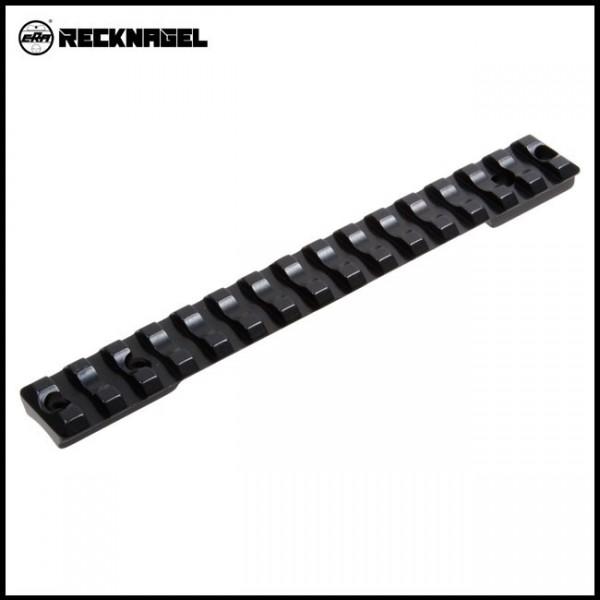 Recknagel Sauer 100 / 101 Picatinny -Schiene 20 MOA - Alu ( ab Serien - Nr. A020555 )-Copy