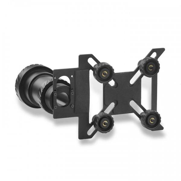 Discovery Universal Foto / Video Handyadapter fürs Zielfernrohr 38 - 48mm Aussenokulardurchmesser