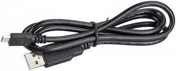 Pulsar USB Kabel für Pulsar Helion, Forward , Krypton und Accolade Modelle