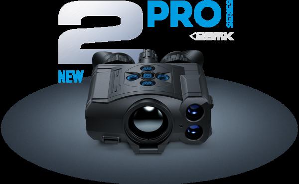 Pulsar Wärmebildkamera / Wärmebildgerät / Wärmebildfernglas Accolade 2 LRF XP50 Pro