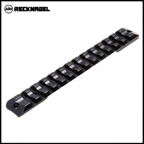Recknagel Sauer 202 Standard ( 20 MOA ) Picatinny - Schiene - Stahl