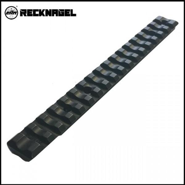 Recknagel Remington 783 long ( 20 MOA ) Picatinny - Schiene - Alu