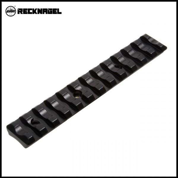 Recknagel Remington 870 TAC Picatinny - Schiene - Alu