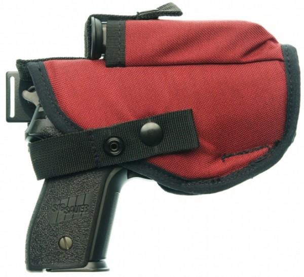 Behörden Holster CQC Rot für Sig Sauer P6 / P225 / P226 / P228 / P229 / Glock 17 / 19 usw. VK: 59,90
