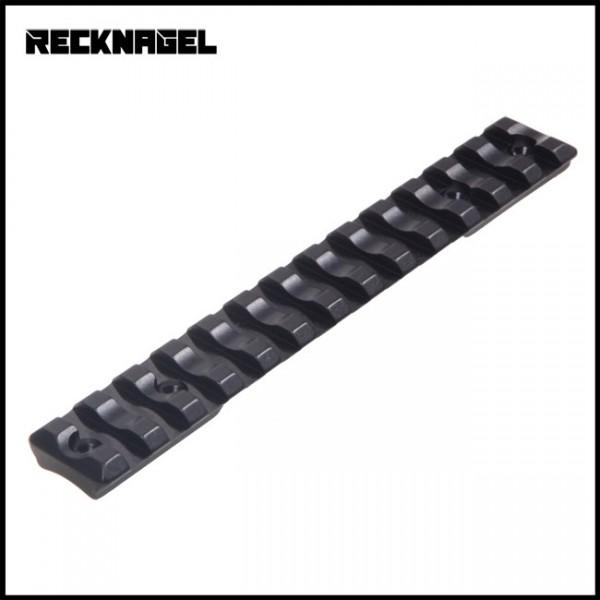 Recknagel Browning A Bolt III short Picatinny - Schiene - Alu