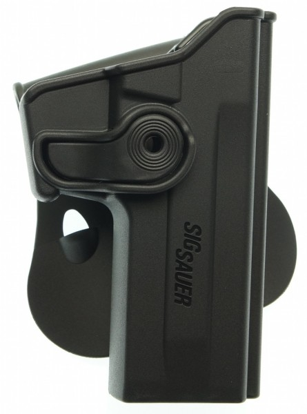 Sig Sauer Paddle Retention Holster schwarz für Sig Sauer P220 / P220 Match nun 60% reduziert !!