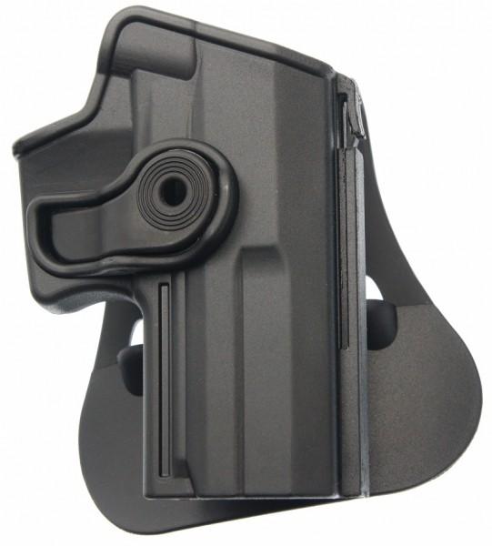 SIG TAC Paddle Retention Holster schwarz für HECKLER & KOCH USP Compact nun 60% reduziert !!