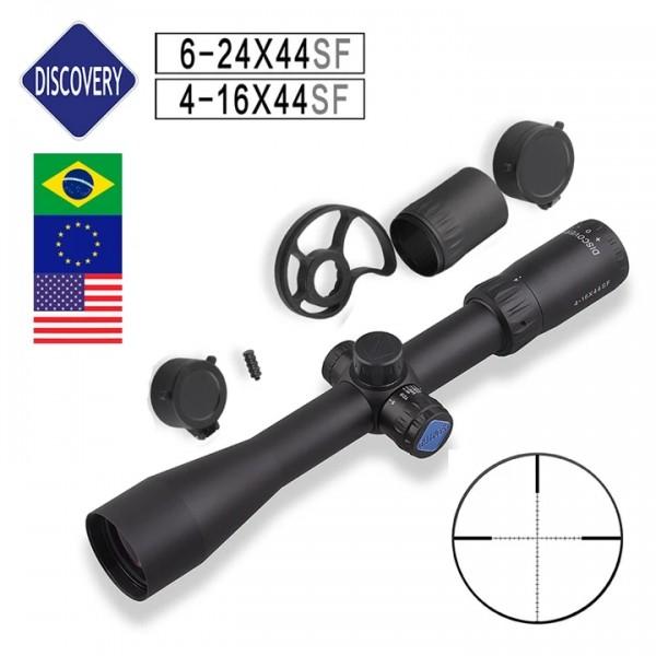 Zielfernrohr Discovery VT-R 4-16x44 SF