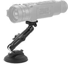 Pulsar Glas Saugnapf Halterung für Wärmebild- und Nachtsichtgerätefür Mod. Helion , Accolade ,
