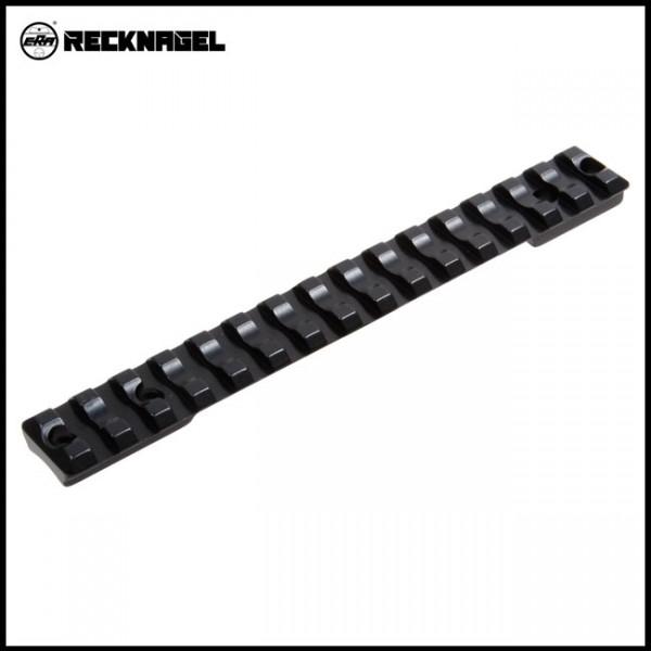 Recknagel Sauer 100 / 101 Picatinny - Schiene - Stahl ( bis Serien - Nr. A020554 )